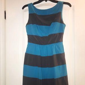Blue/grey dress